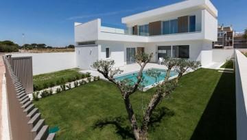 Nieuwbouw villa Mar Menor SNP1